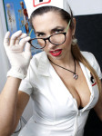 English-Mistress-Domatella-Kinky-Nurse-London