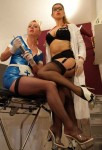 Fetish doctor & nurse medicalroom roleplay central london